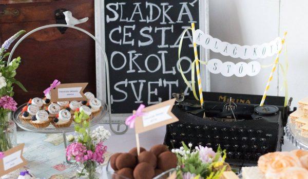 Sisters Cake - Svadobné koláče - koláčový stôl