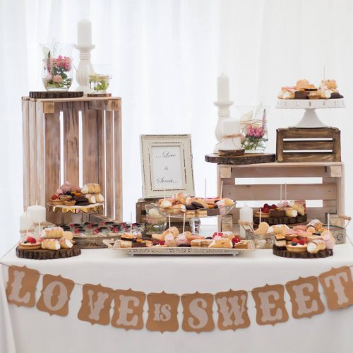 Sisters Cake - Svadobné koláče