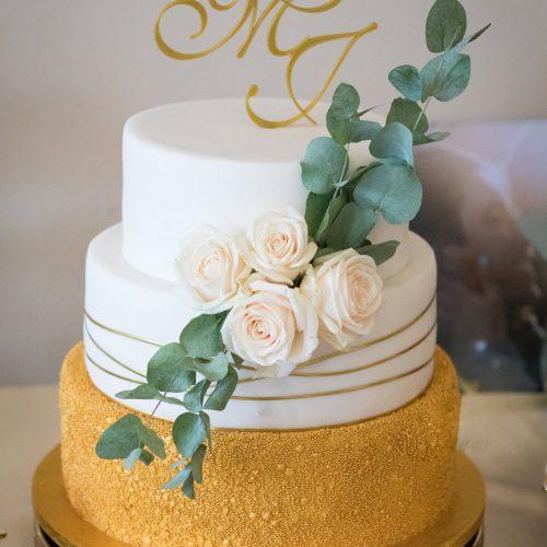 Sisters Cake - Svadobná torta